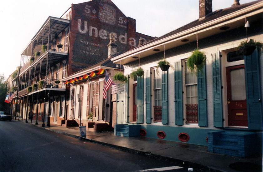 French Quarter, New Orleans :: 2000