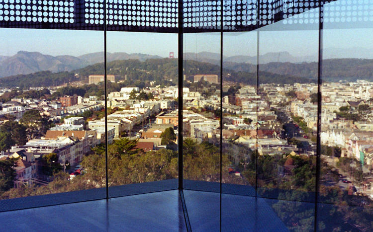 DeYoung Museum Tower